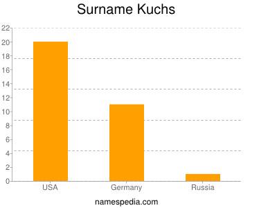 Surname Kuchs