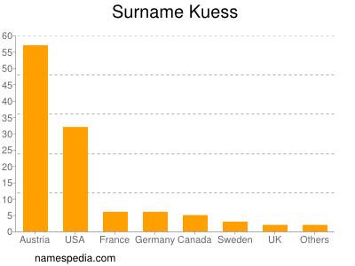 Surname Kuess
