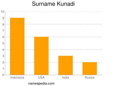 Surname Kunadi