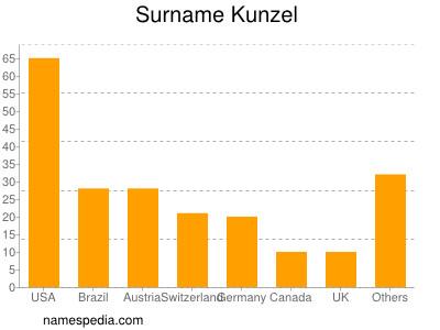 Surname Kunzel