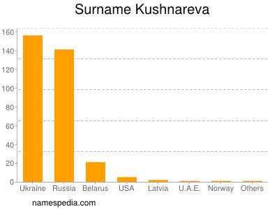 Surname Kushnareva