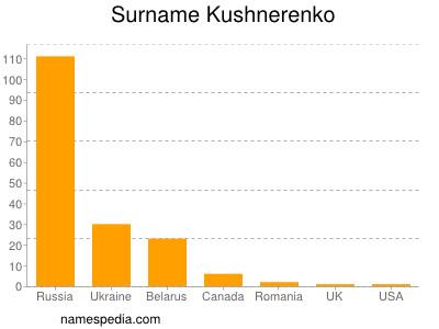 Surname Kushnerenko