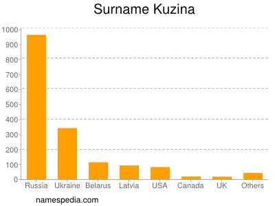 Surname Kuzina