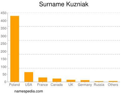 Surname Kuzniak