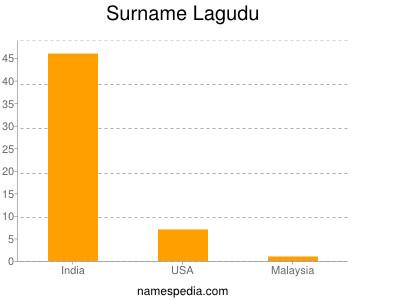 Surname Lagudu