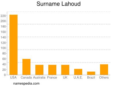Familiennamen Lahoud