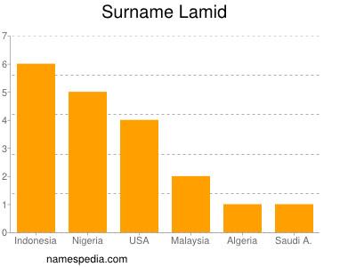 Surname Lamid