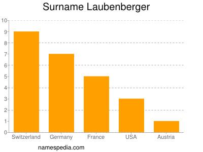 Surname Laubenberger