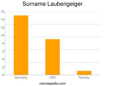 Surname Laubengeiger