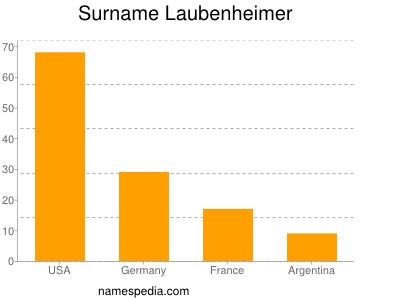 Surname Laubenheimer