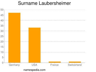 Surname Laubersheimer