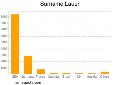 Surname Lauer
