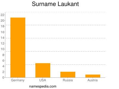 Surname Laukant