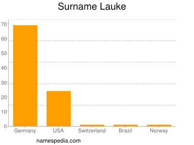 Surname Lauke