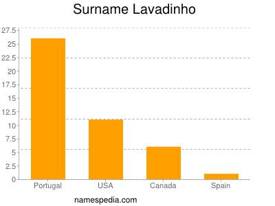 Surname Lavadinho