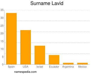 Surname Lavid