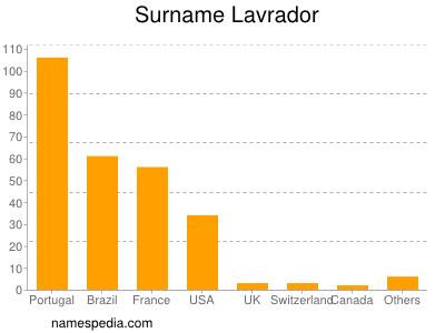 Surname Lavrador