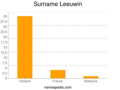 Surname Leeuwin
