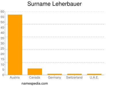 Surname Leherbauer