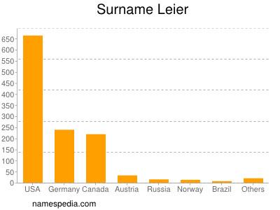 Surname Leier