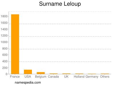 Surname Leloup