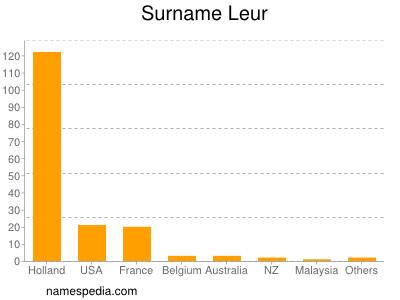 Surname Leur