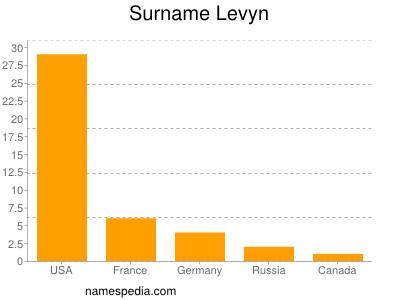 Surname Levyn