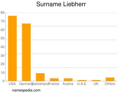 Surname Liebherr