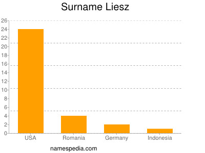 Surname Liesz