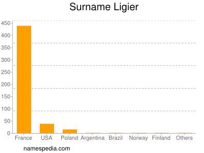 Surname Ligier