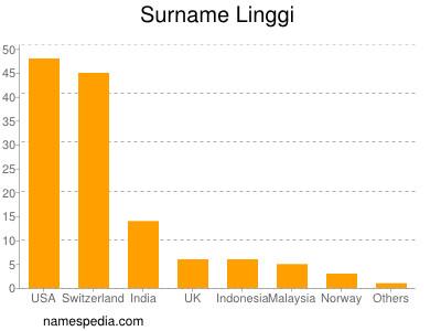 Surname Linggi
