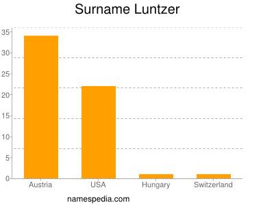 Surname Luntzer