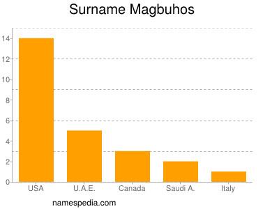 Surname Magbuhos