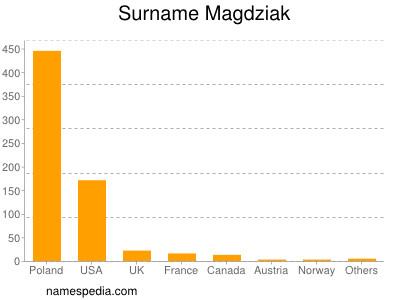 Surname Magdziak