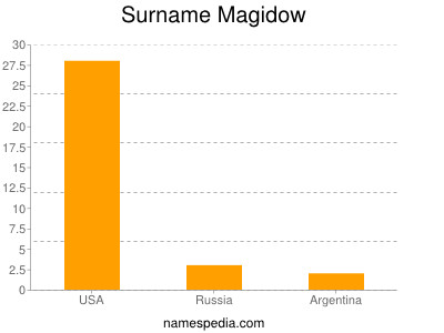 Surname Magidow