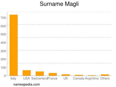 Surname Magli