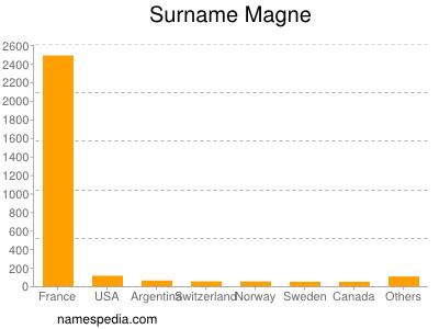 Surname Magne