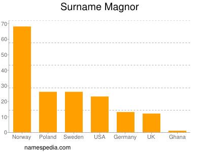 Surname Magnor