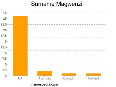 Surname Magwenzi