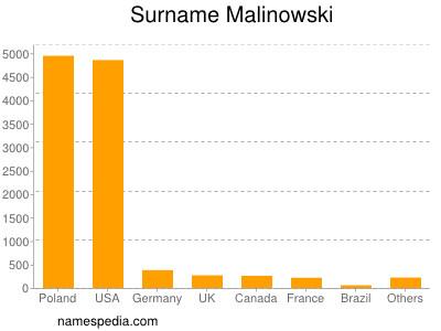 Surname Malinowski