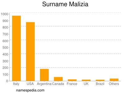 Surname Malizia