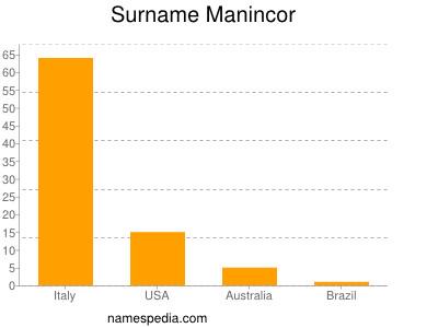 Surname Manincor