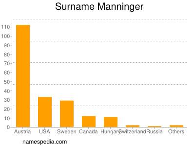 Familiennamen Manninger