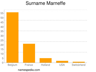 Surname Marneffe
