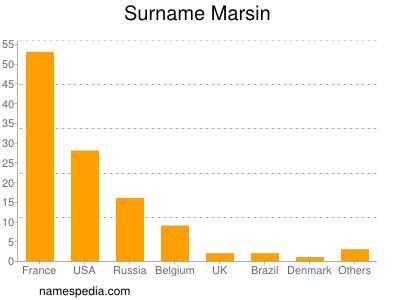 Surname Marsin
