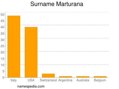 Surname Marturana
