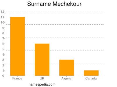 Surname Mechekour
