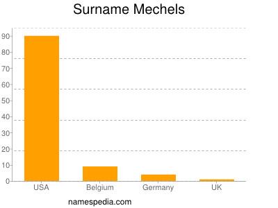 Surname Mechels