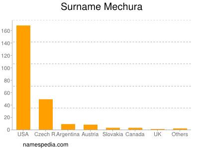 Surname Mechura
