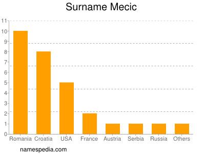 Surname Mecic